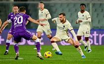 أهداف مباراة فيورنتينا وروما