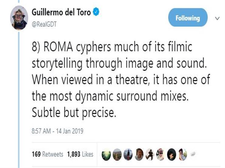 10 أسباب تجعل روما أفضل أفلام جويرمو ديل تورو (10)