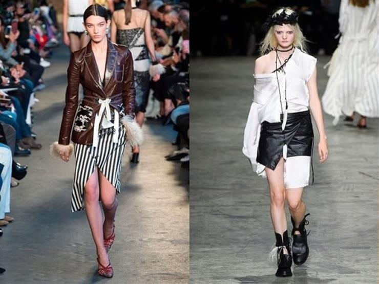Wrap Skirts and Asymmetry3