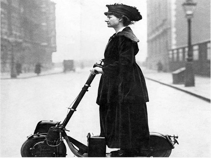 اسكوتر 1916