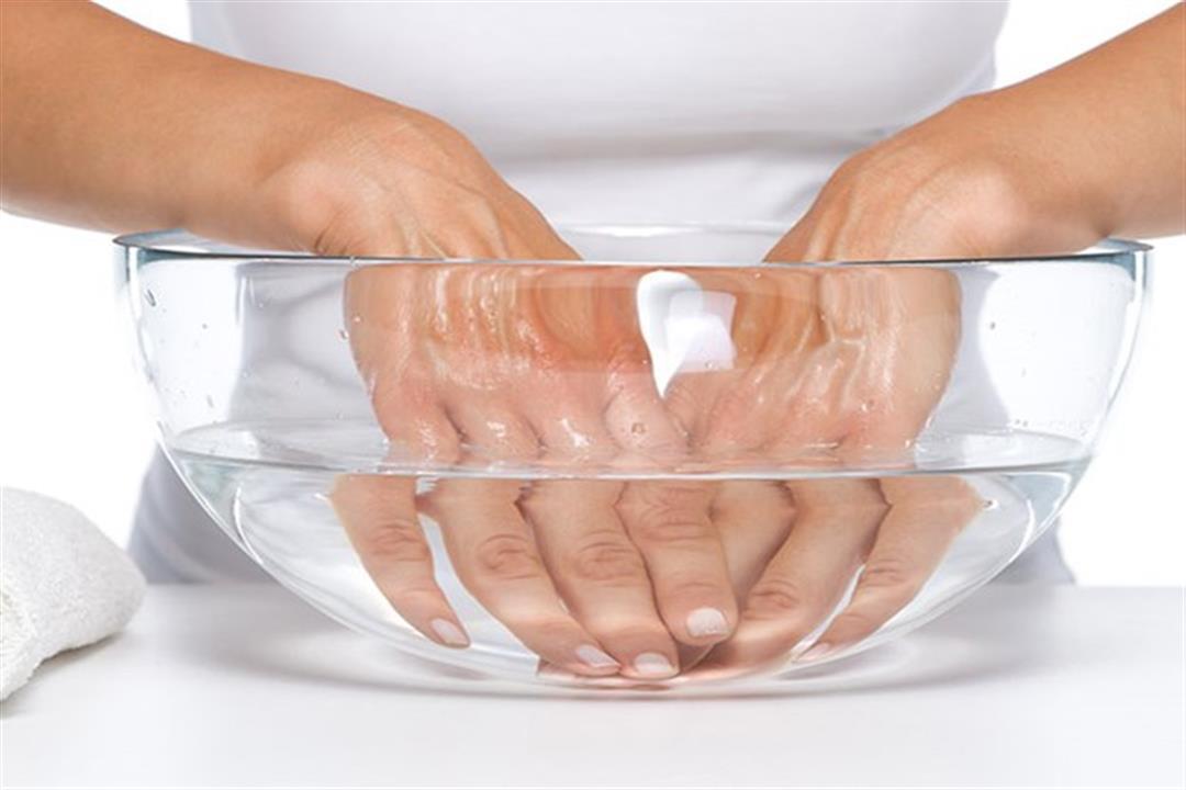 تورم الأصابع في الشتاء