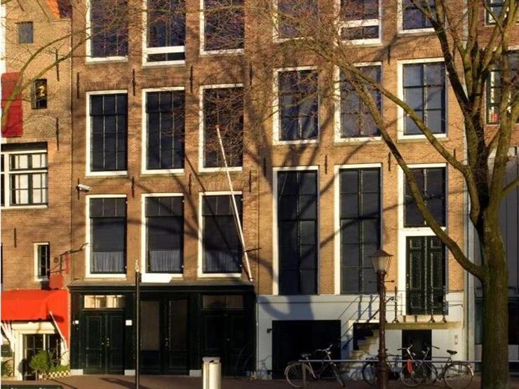 8- Anne Frank House, Amsterdam آن فرانك هاوس - أمستردام