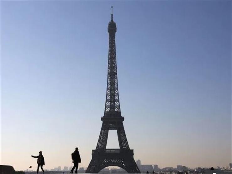 10- Eiffel Tower, France برج ايفل ، فرنسا