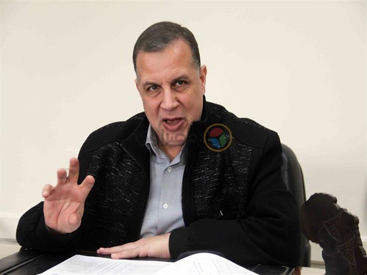 إبراهيم عطا، رئيس الإدارة المركزية للتحاليل والتنبؤات بهيئة الأرصاد الجوية (7)