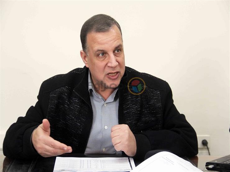 إبراهيم عطا، رئيس الإدارة المركزية للتحاليل والتنبؤات بهيئة الأرصاد الجوية (1)