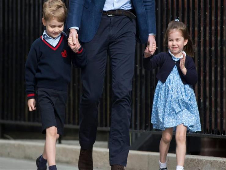منها ارتداء شورت.. 5 قواعد واجبة على أطفال العائلة الملكية (3)