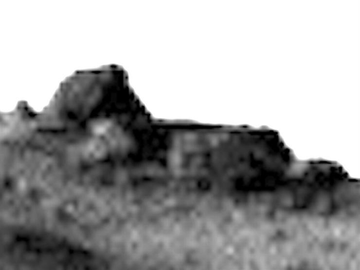 المعبد المزعوم.. الصورة من صحيفة ميرور