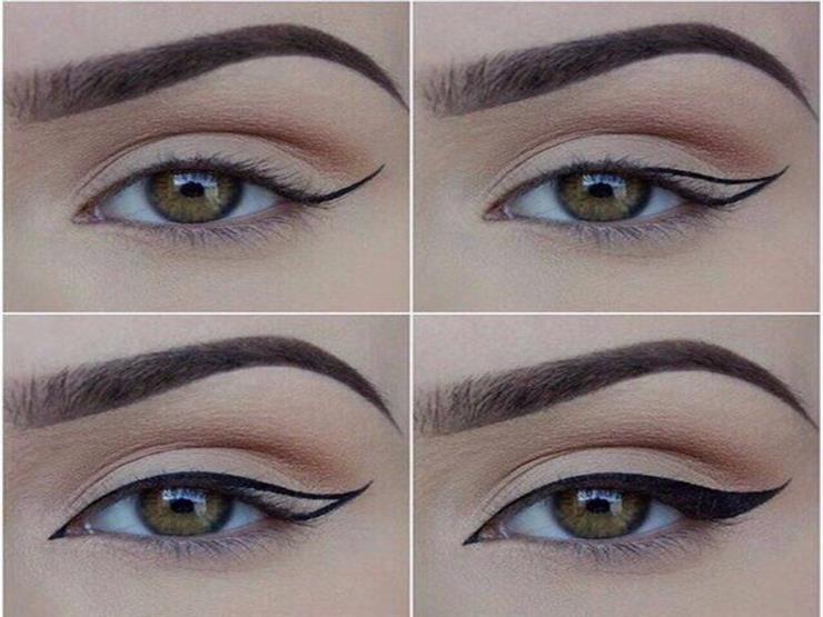 رسم العين