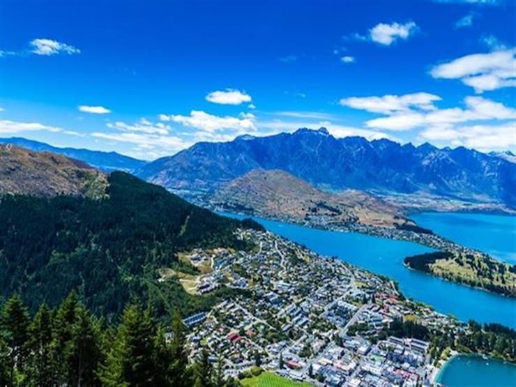 7- كوينزتاون، نيوزيلندا