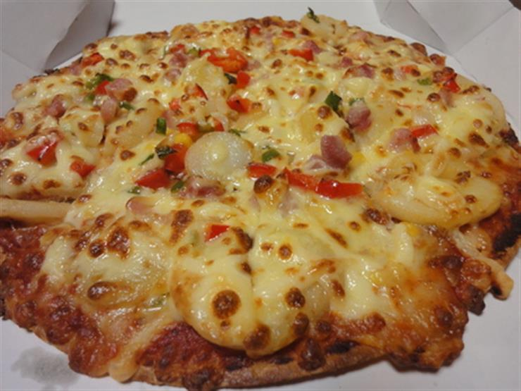 بيتزا المايونيز