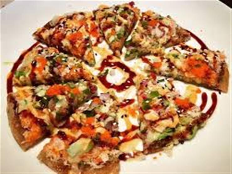 سوشي البيتزا