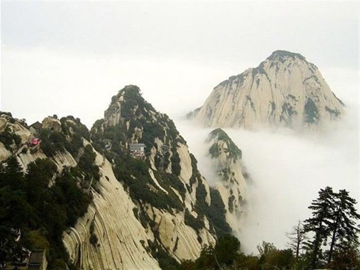 جبل هوا شان، الصين