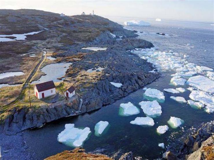 جزيرة كويربون- كندا