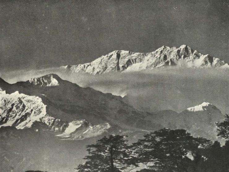 جبال كانجشينجونجا (الهند
