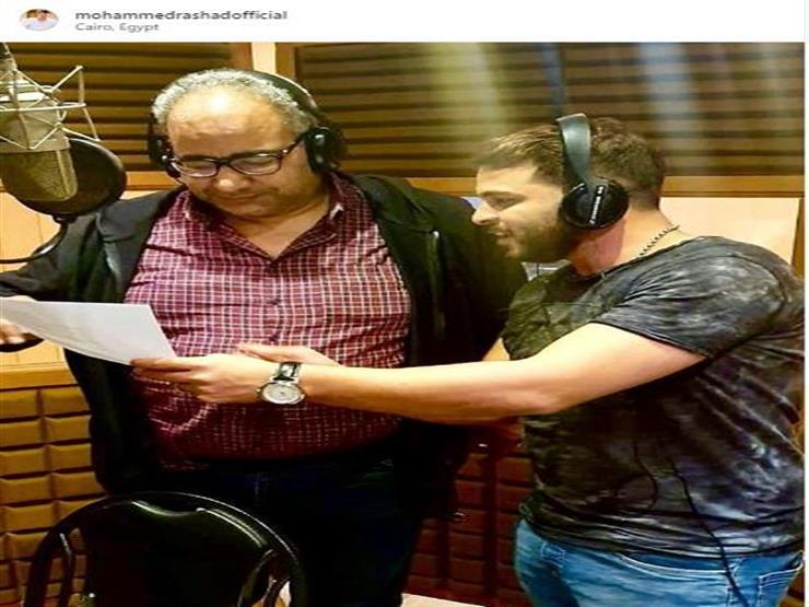 محمد رشاد وبيومي فؤاد
