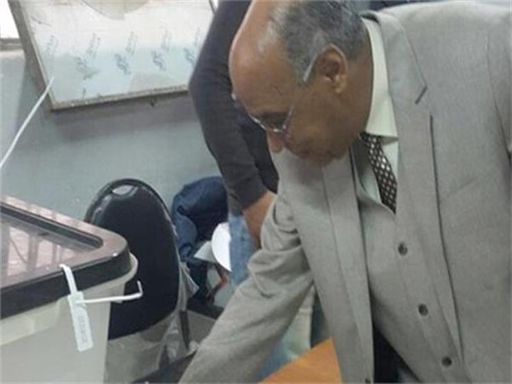 المستشار حسين عبده خليل