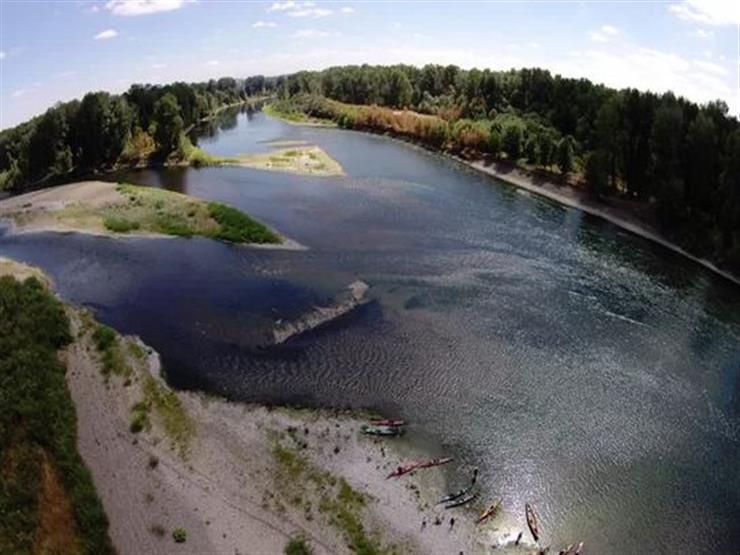 نهر ويلاميت، أوريجون