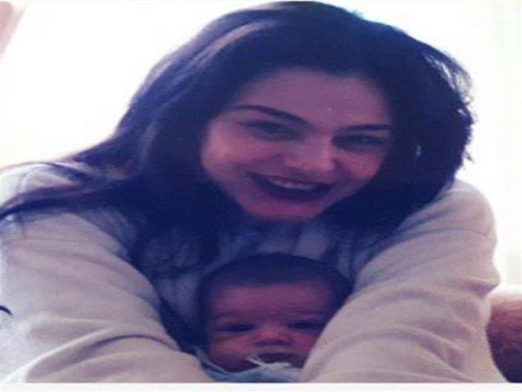 شريهان تبعث رسالة مؤثرة لابنتها