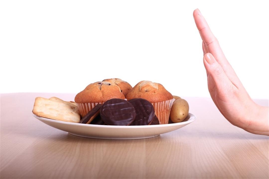 التوقف عن تناول الطعام