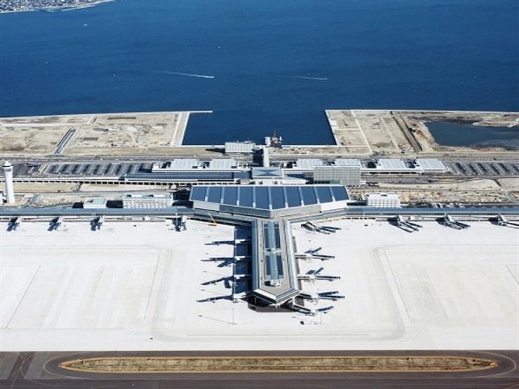 مطار-شوبو-سنترير-