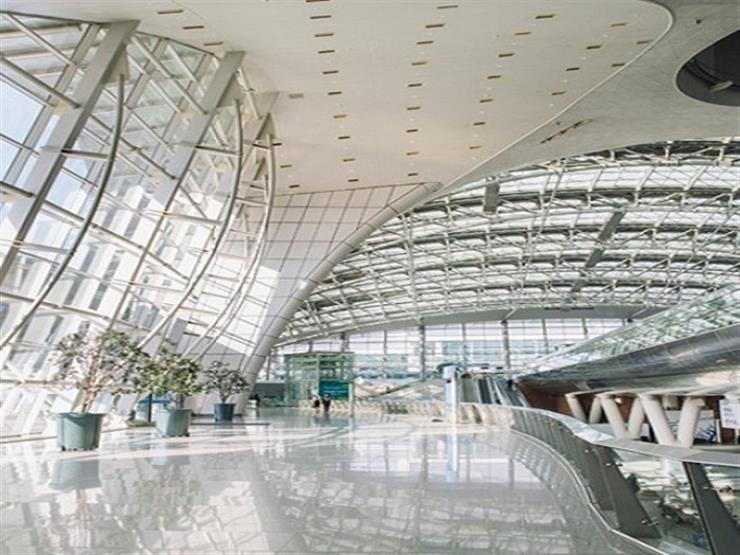 مطار انتشون