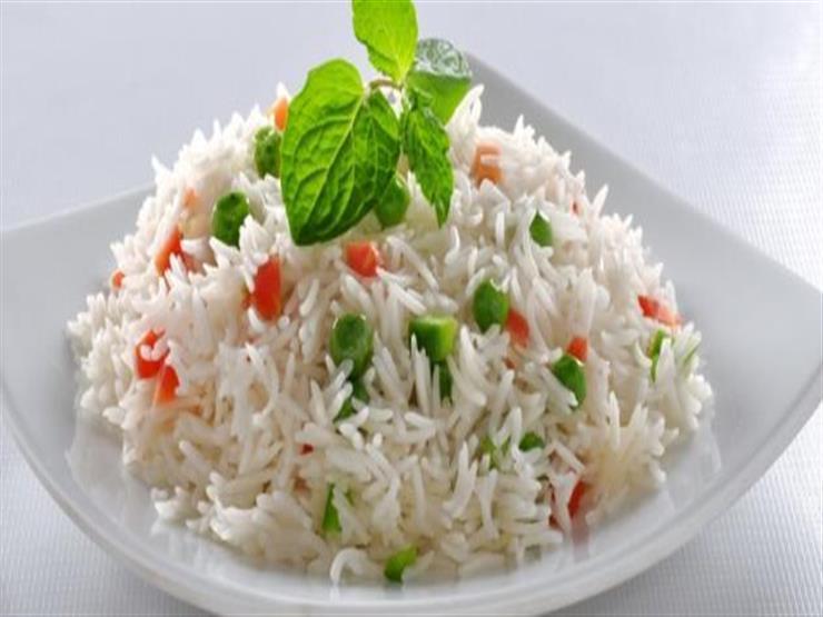 بقايا الأرز