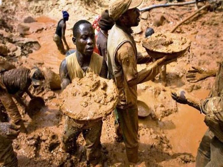 Mining in Burkina Faso