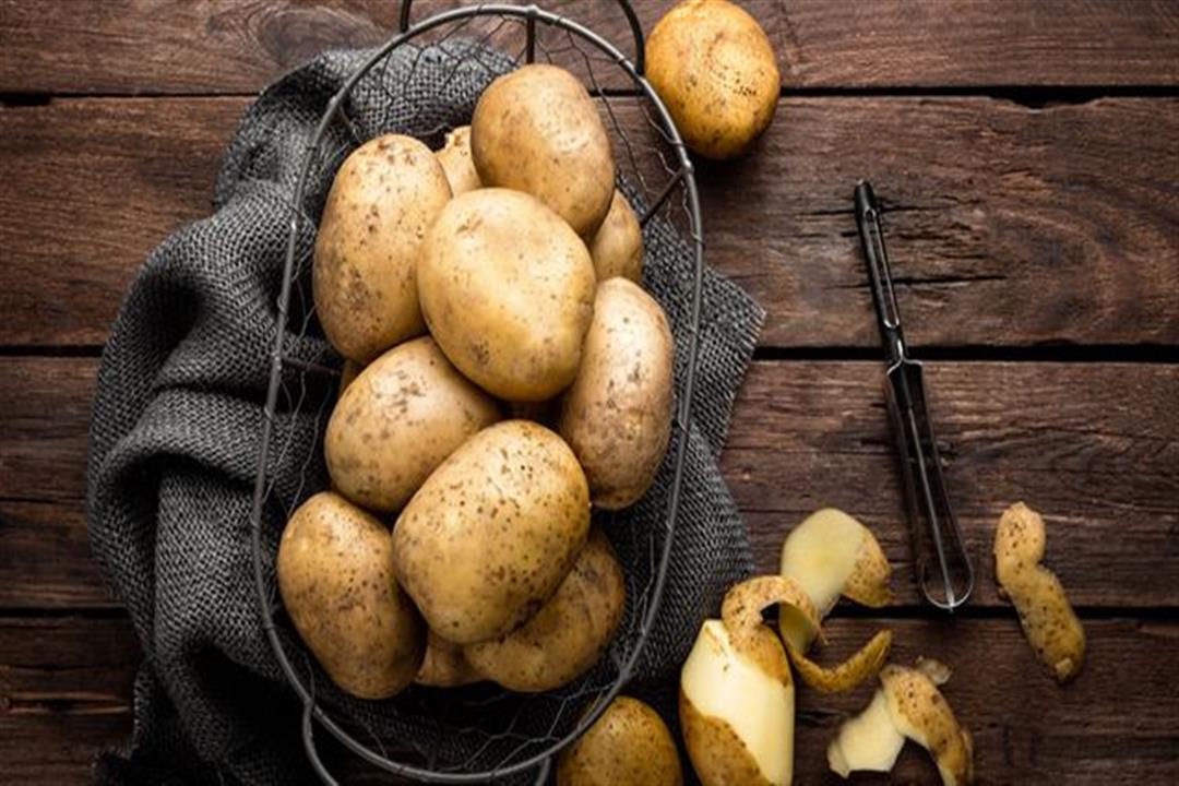 قشر البطاطس