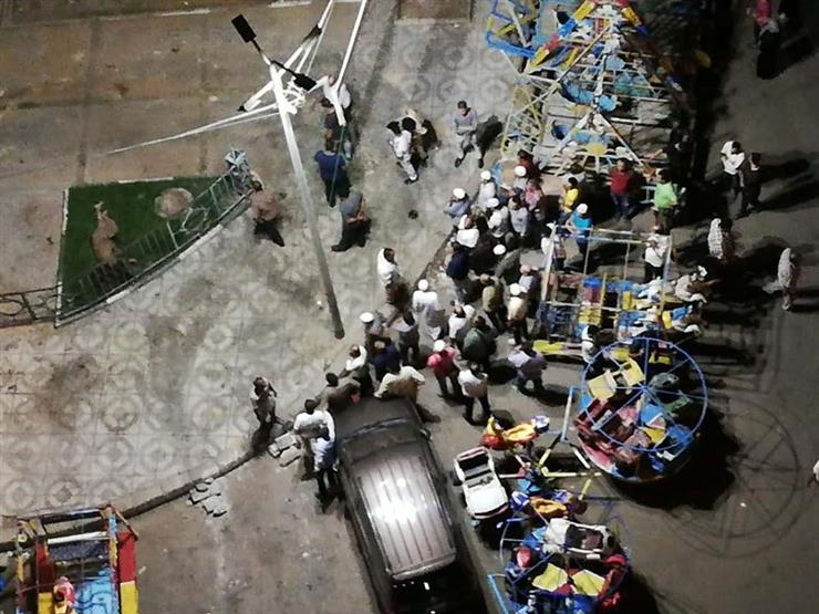 نقل ضريح أبو الإخلاص لميدان المساجد