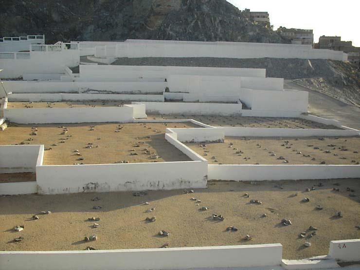 مقبرة المعلاة (2)