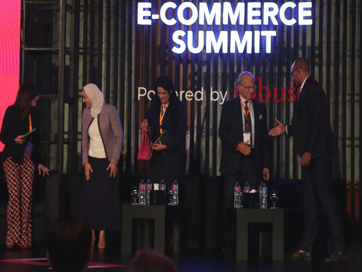 فعاليات قمة التجارة الإلكترونية