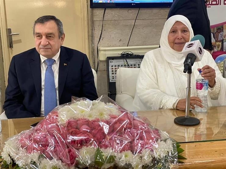 افتتاح مستشفى آل ياسين (2)