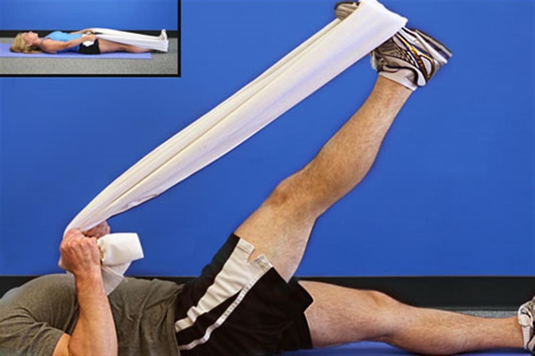 بالصور أفضل 6 تمارين لعلاج خشونة الركبة يمكن ممارستها في المنزل