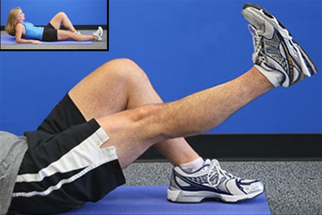 أفضل 6 تمارين لعلاج خشونة الركبة يمكن ممارستها في المنزل
