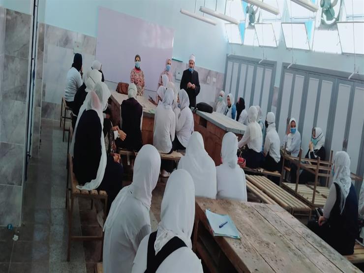 انتشار وعاظ الأزهر في مدارس ومعاهد الجمهورية