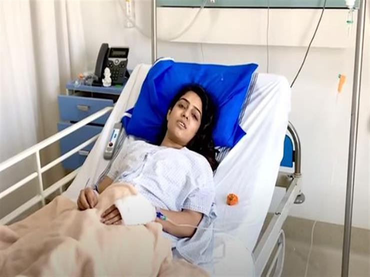 مالفي مالهوترا في المستشفى