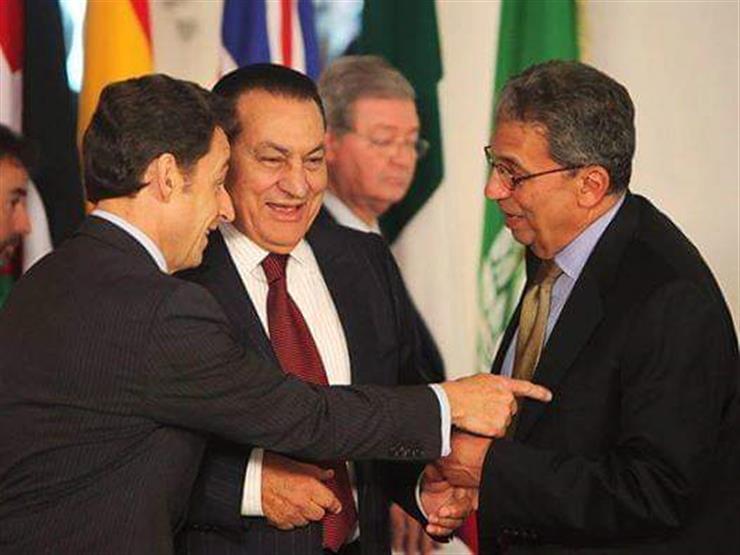 الرئيس الأسبق محمد حسني مبارك (1)