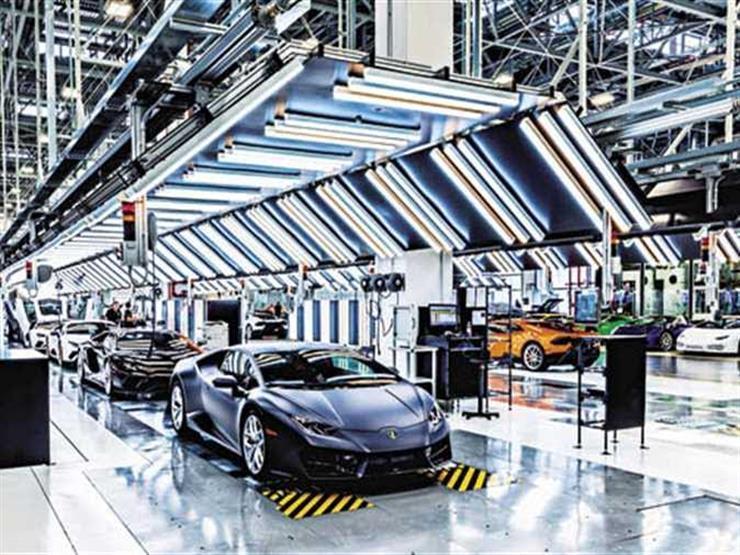 لامبورجيني تستبعد إنتاج سيارة رياضية كهربائية فى الوقت الحالي