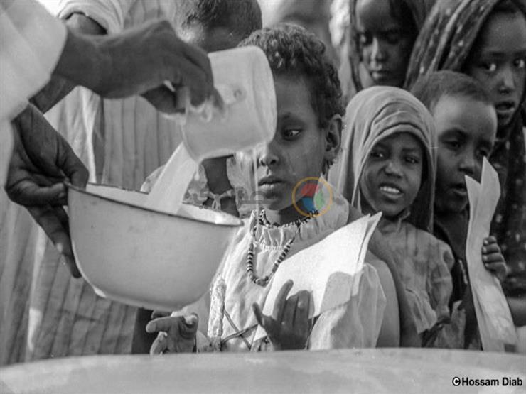صورة رئيسية.. مخيمات كسلا على الحدود السودانية