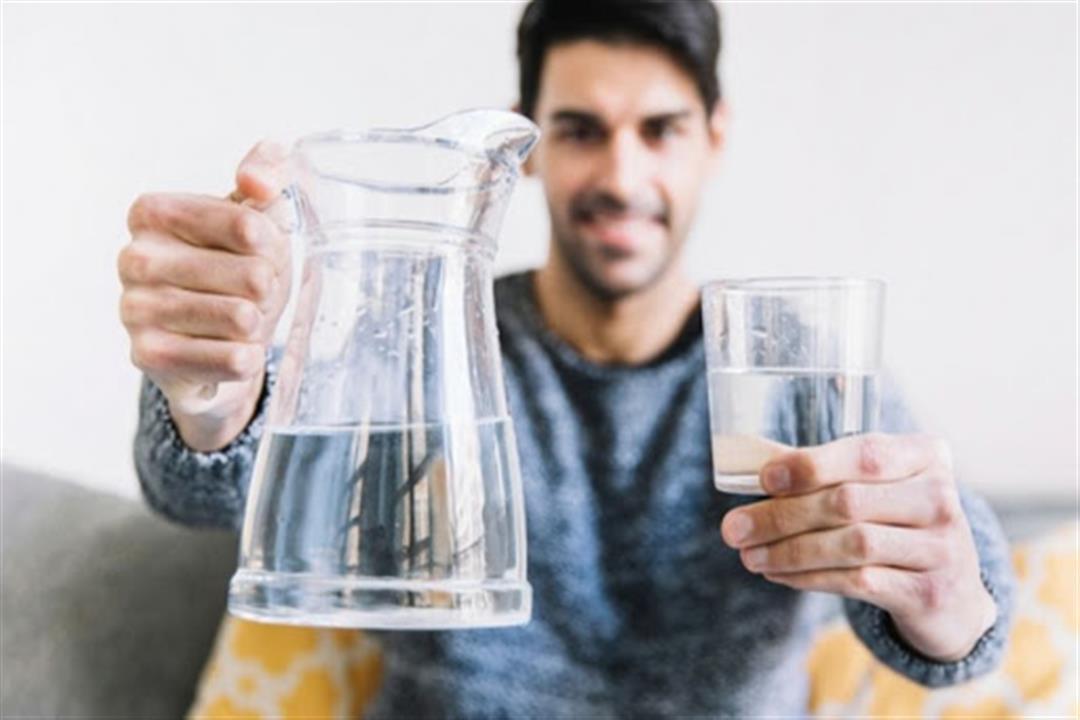 الإفراط في شرب الماء