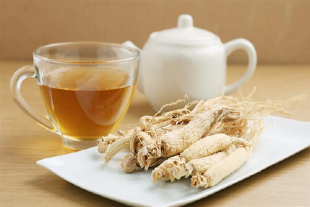 شاي الجينسنغ