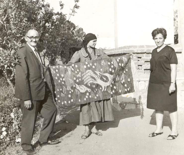 1964- Ramses+Sophie+weaver