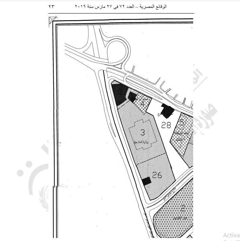 محافظ القاهرة يعتمد مشروع إعادة تخطيط مثلث ماسبيرو 5