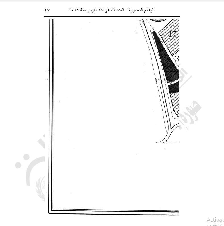 محافظ القاهرة يعتمد مشروع إعادة تخطيط مثلث ماسبيرو 9