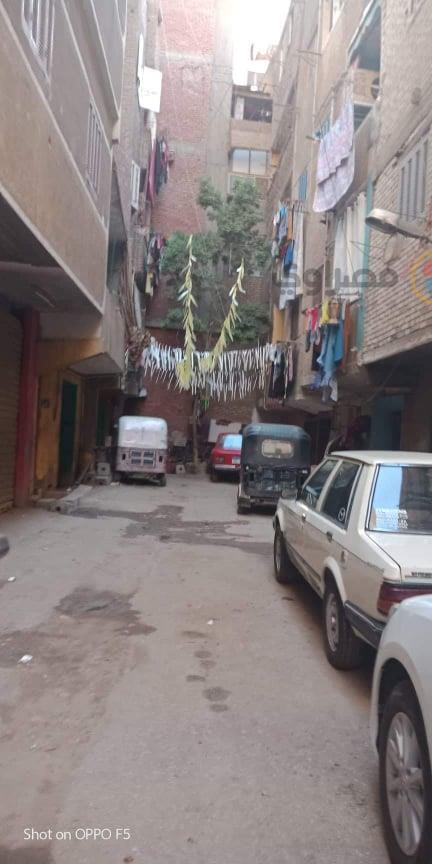 الشارع محل الواقعة