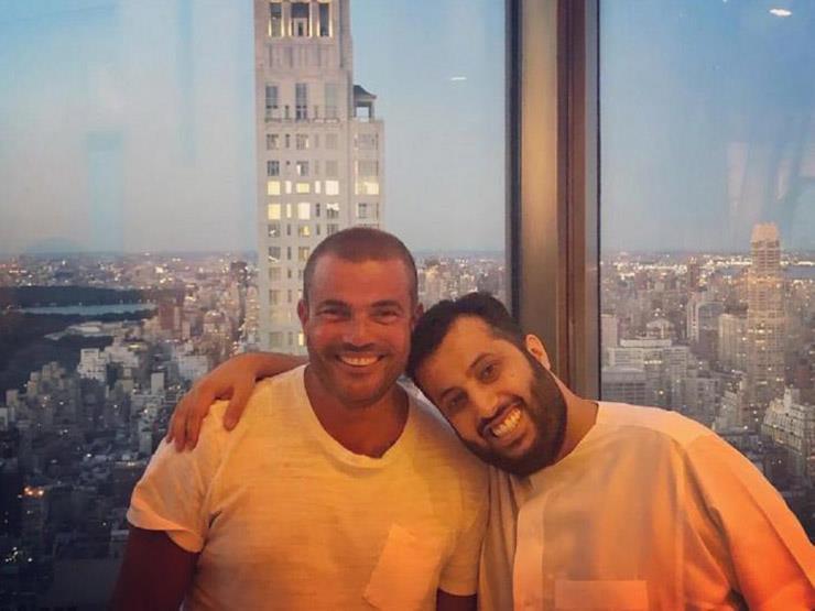 تركي آل الشيخ يعلن عملًا جديدًا مع عمرو دياب