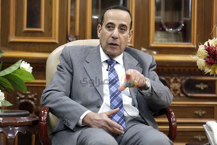 اللواء محمد عبدالفضيل شوشة محافظ شمال سيناء (1)