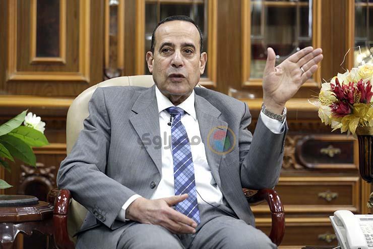 اللواء محمد عبدالفضيل شوشة محافظ شمال سيناء (2)