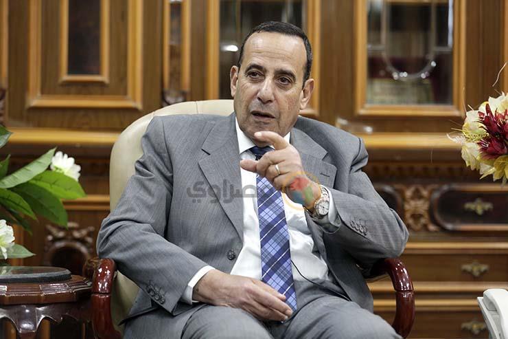 اللواء محمد عبدالفضيل شوشة محافظ شمال سيناء (4)