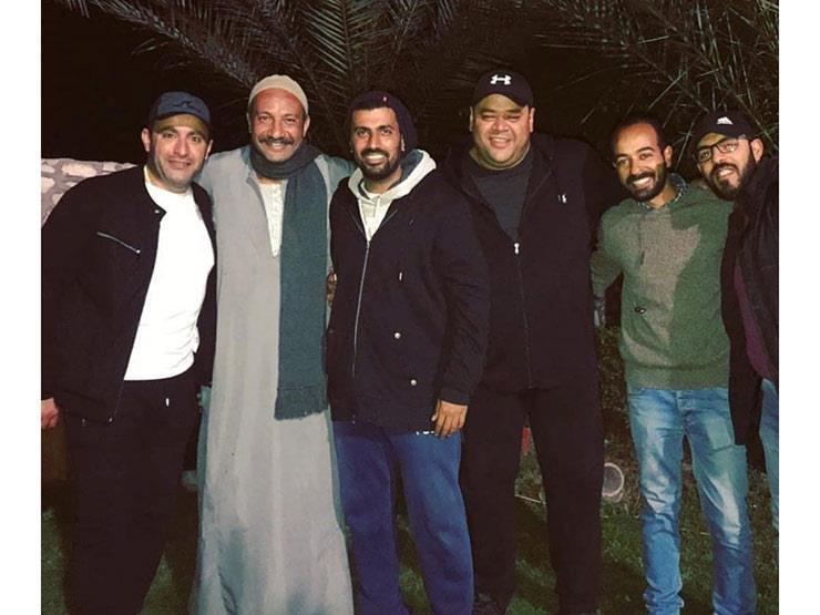 محمد ممدوح وأحمد السقا